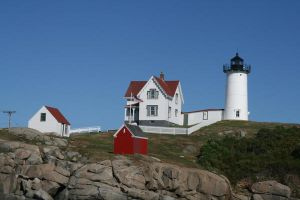Nubblepoint Lighthouse, ME lll by Maeve09