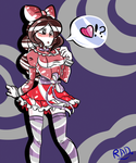 Collab: Neile Loli by Robot-and-Alien-Dude