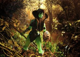 MOTUC - Somewhere that's green by McMuth