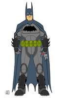 Batfleck Begins Again by EarthmanPrime