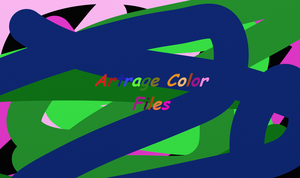 Paint the Rainbow COL Files by Writer-Colorer