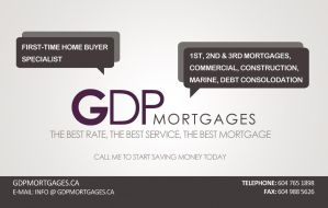 Ad - GDP Mortgages by ak-mlads