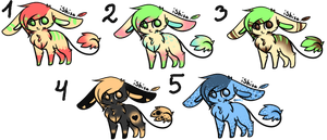 5 Adopts [CLOSED] by Adopt-LM