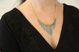 FREE SHIPPING Idit Stern Ancient Royalty Necklace by iditstern