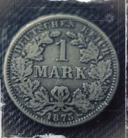 1 Mark 1875 by BrickstonePictures