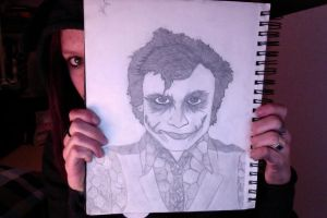 The joker? by triangularlove
