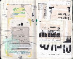 Moleskine Mixed Media Gluebook - 032612 by omartheradwan