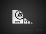 AIMP3 BW Icons by aablab