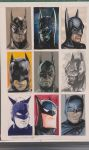 9 Batmen by dtor91