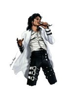 Michael Jackson vs Dirty Diana by ReeceHoward
