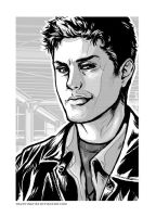 Dean Winchester - Comic by dauntingfire