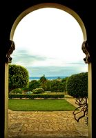 View from the church of Aregua in Paraguay. by GuilleAC