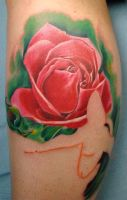 flower leg session 1 by scottytat2