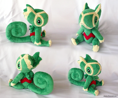 Kecleon by xBrittneyJane