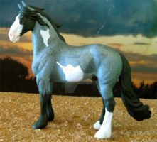 CollectA Friesian Sculpture Customized by VnV by Skroese