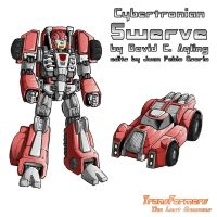 Cybertronian Swerve by TF-The-Lost-Seasons