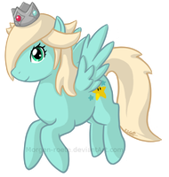 Rosalina Star Pony by Tinuvion