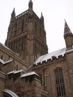 Worcester Cathedral by DanB-Graphic-and-Web