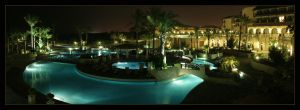 Hotel in Cyprus by Platonov