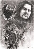 Dimebag Darrell Abbott by Alleycatsgarden