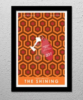 Shining Alternate Poster by kreepykustomz