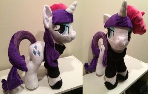 Beatnik rarity plush by Plushypuppystudio