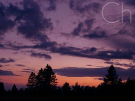Sundown by Champineography