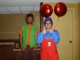PokeCon - Brock and Balloon Fighter by PokemonTrainerLisa