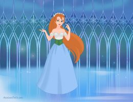 Thumbelina outfit 1 by autumnrose83