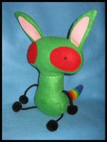 Cee's custom kangaroo by plushrooms