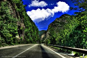On the Road HDR by HDRenesys