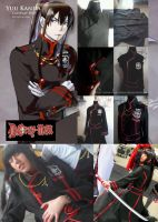 Yuu Kanda Cosplay WIP by YattaChanCosplay