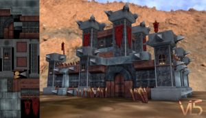 Castle Midterm Project by VL5