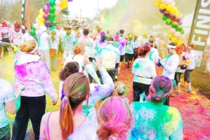 The Color Run 27 by SublimeBudd