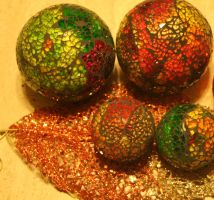 christmas balls by ingeline-art