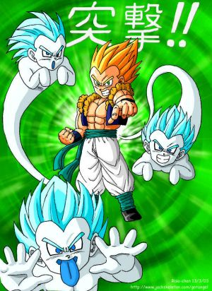 Gotenks_Ghosts