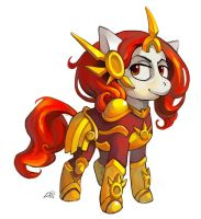 Leona... Pony? by NCurtiss