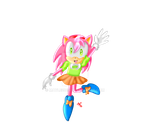 Classic Amy :3 by Mayle2004