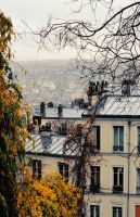 life in montmartre by glacial-breath