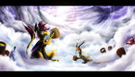 Creating the weather - contest entry by Mearow