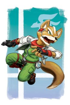 Smash Set - Fox McCloud by MGabric