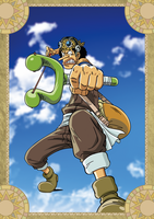 Usopp - One piece by xxJo-11xx
