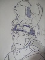 Kiba Inuzuka for Dust by brythefamousretard