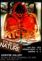 Its in Our Nature Flyer 1 by aMorle