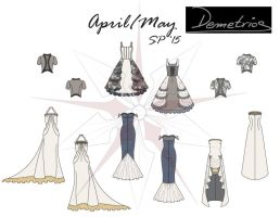 Design I - Project 5: April/May Delivery by SeikoMiwarui