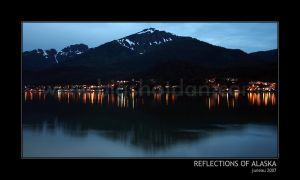 Reflections of Alaska by bigshotdan