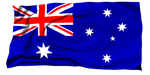 Flags of the World: Australia by MrAngryDog