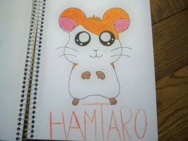 Hamtaro by HexyLovesforever