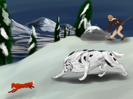 Silvan: Right of the Hunt by Avalonfang4
