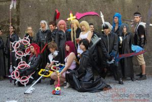 This is Kingdom Hearts by Achico-Xion